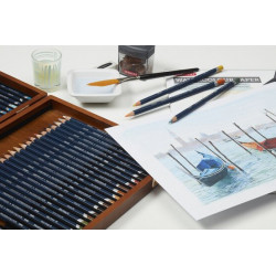 Watercolour Pencils Set 48...