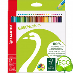 Colorate Green Colors Set...