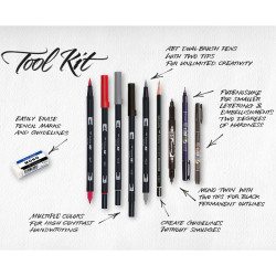 Advanced Lettering Set Tombow