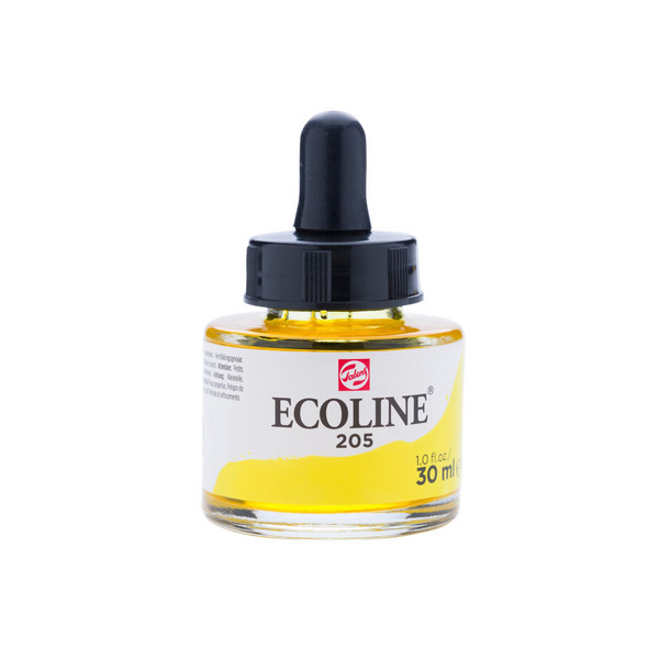 Ecoline Lemon Yellow 205...