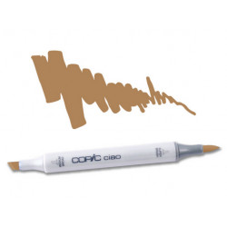 Light Walnut E57 Copic Ciao