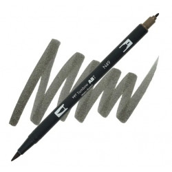 Warm Grey 8 N49 Dual Brush...