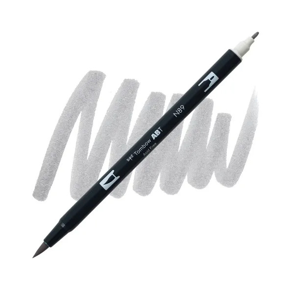 Warm Grey 1 N89 Dual Brush...
