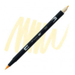 Peach 020 Dual Brush Tombow