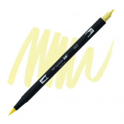 Pale Yellow 062 Dual Brush...