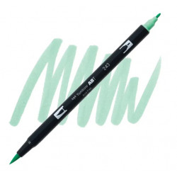 Mint Green 243 Dual Brush...