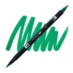 Dark Green 277 Dual Brush...