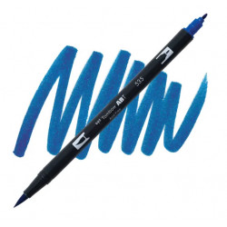 Cobalt Blue 535 Dual Brush...