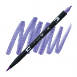 Periwinkle 603 Dual Brush...