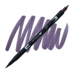 Dark Plum 679 Dual Brush...