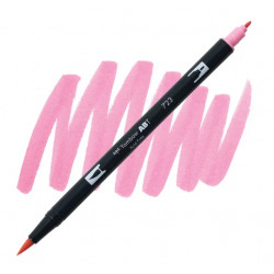 Pink Red 723 Dual Brush Tombow