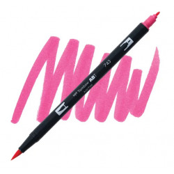 Hot Pink 743 Dual Brush Tombow