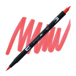 Warm Red 885 Dual Brush Tombow