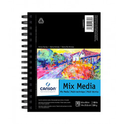 Libro Mix Media Art Book...