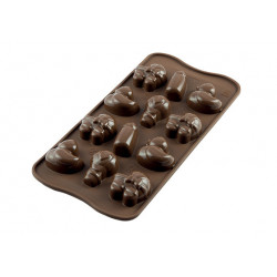 Stampo in Silicone Choco...