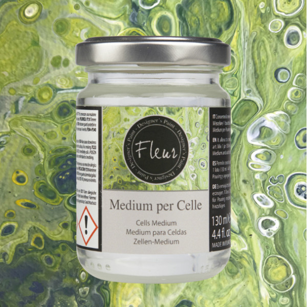 Medium per Celle 130ml. Fleur