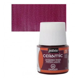Rubino 29 Ceramic 45ml. Pebeo