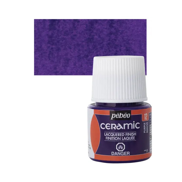 Viola 12 Ceramic 45ml. Pebeo
