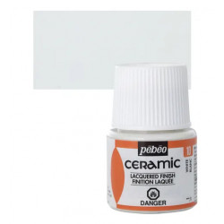 Bianco 10 Ceramic 45ml. Pebeo