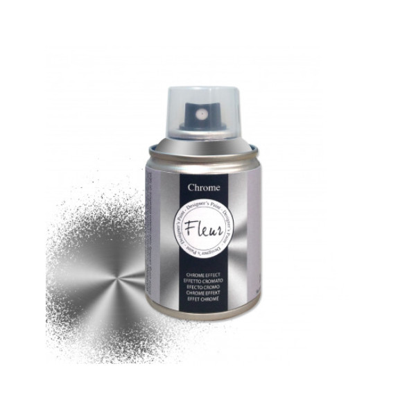 Chrome Spray 100ml. Fleur...