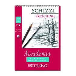 Blocco Accademia Sketching...